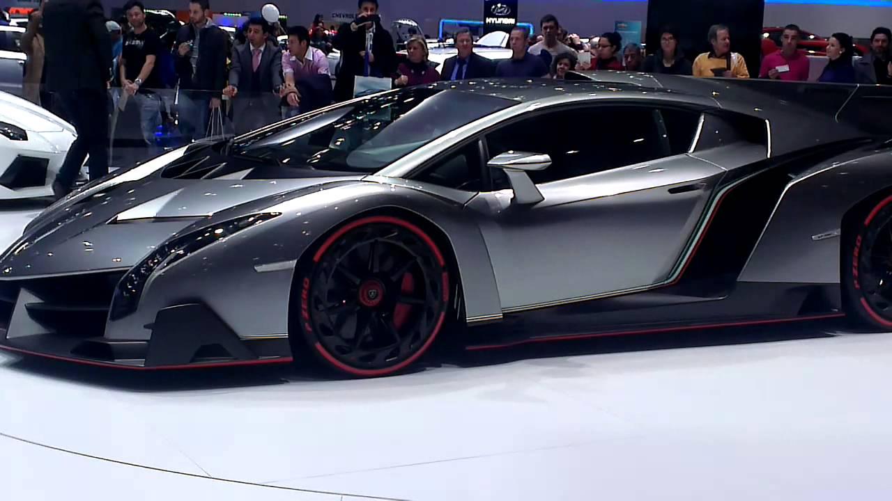 The Super Cool Lamborghini Veneno