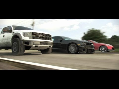 The Crew - E3 2013 CG Trailer