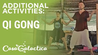 Qi Gong - Complementing Ayahuasca with Other Spiritual Traditions | Casa Galactica