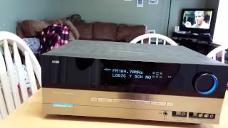 Harman Kardon AVR 247 7.1 Surround Receiver