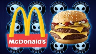 Florida couple sues McDonalds for $5mil over unwanted cheese