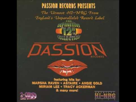 Definitive Passion Records 12'' Collection (CD1)-05- Angie Gold - Eat You Up