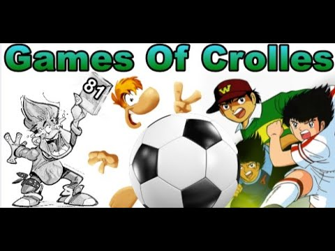 30 ANS DE JEUX DE FOOT ! Games Of Crolles 81 RADIO GRESIVAUDAN