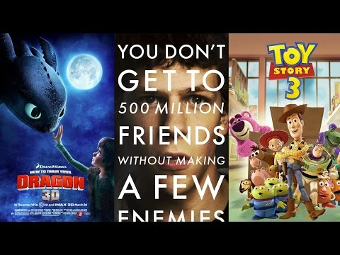 Top 10 Most Memorable Movies of 2010