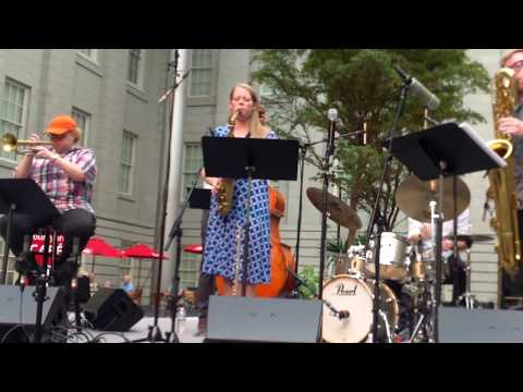 Jazz - At The Smithsonian American Art Museum - Washington DC - 8/17/2017 .