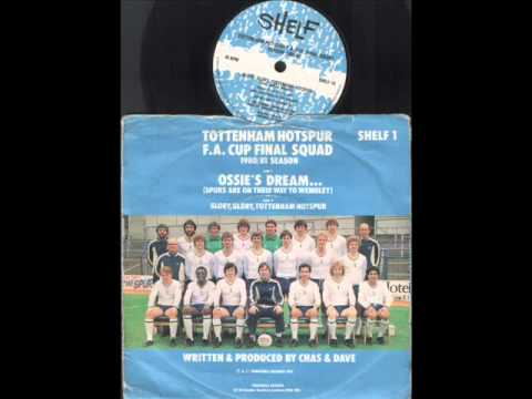 glory glory tottenham hotspur original record