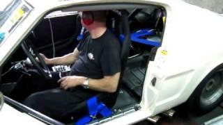 Shelby GT350 dynotest