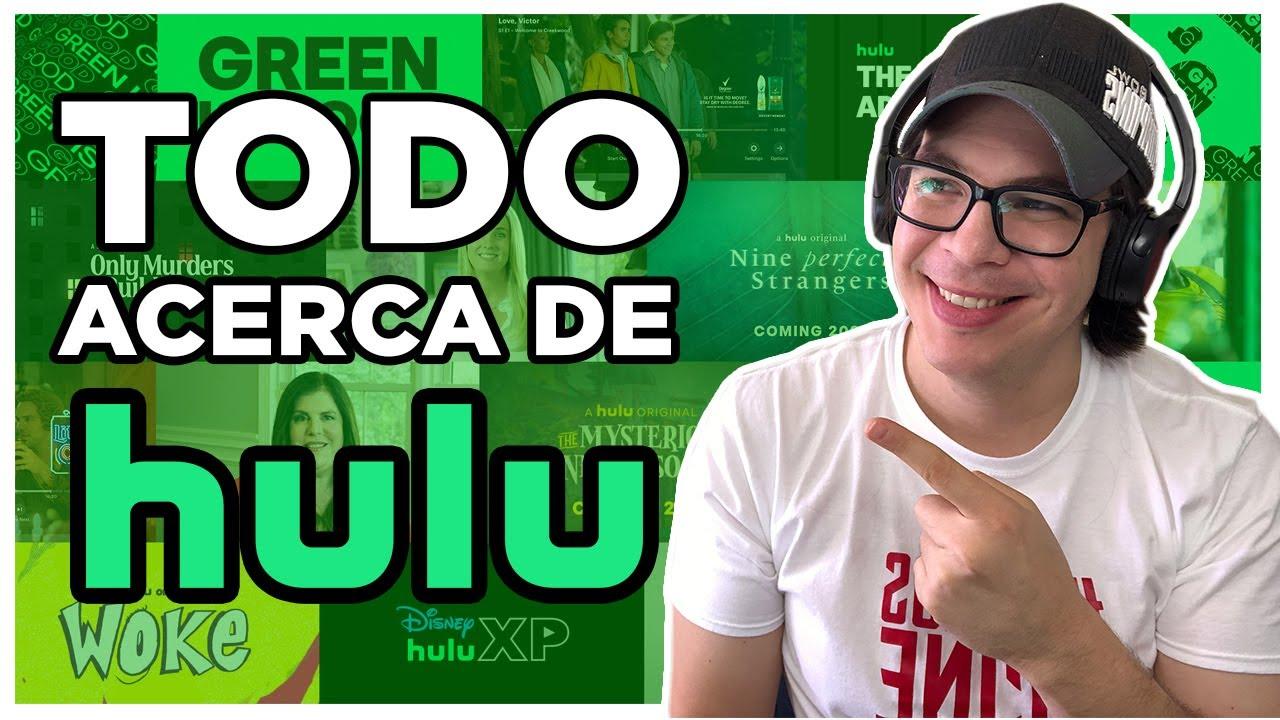 Download 😲 TODO LO QUE NECESITAS SABER DE HULU | Además te cuento como acceder desde Latinoamérica!