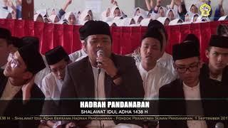 JIhad Santri Pandanaran [ Idul Adha Bersholawat - 1 September 2017 M (10 Dzulhijjah 1438 H)