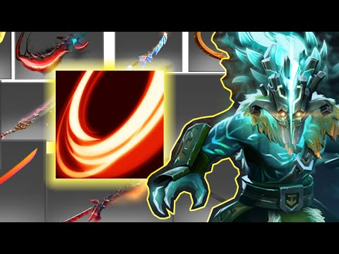 Juggernaut Blade Fury Effects | Dota 2 Showcase