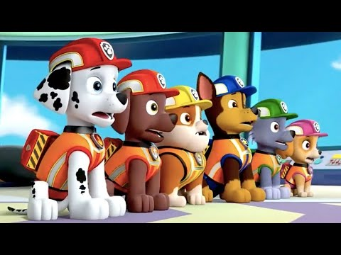 PAW Patrol On a Roll - Everest Snowy Mountain Ulitmate Rescue Missions on Adventure Bay Nick Jr
