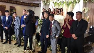 Miss A Hosting Nathan and Donna Mendoza, Wedding Host, Energ…