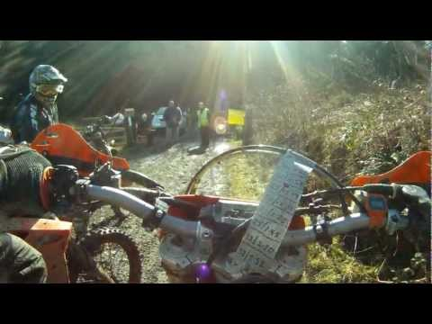 GOPRO HD 2012 Snowrun Enduro WTRA Check 5 With Special Test ~ Brad Armstrong