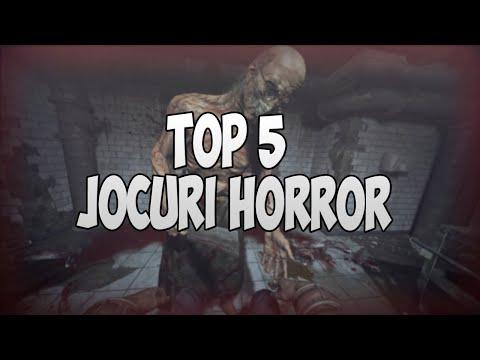 TOP 5 : JOCURI HORROR
