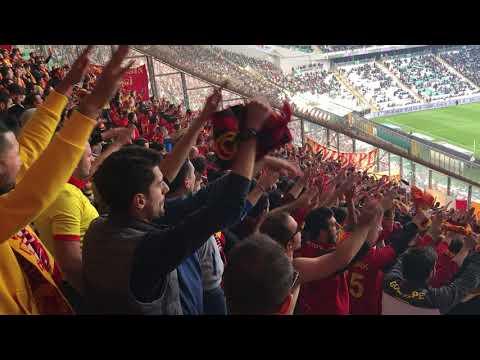 Bursaspor - Göztepe   Haydi Bastır Şanlı Göztepe!