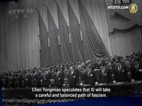 "Xin Jinping Takes ""Maoist Line"""