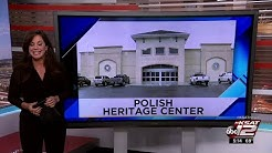 Polish Heritage Center being building in Panna Maria