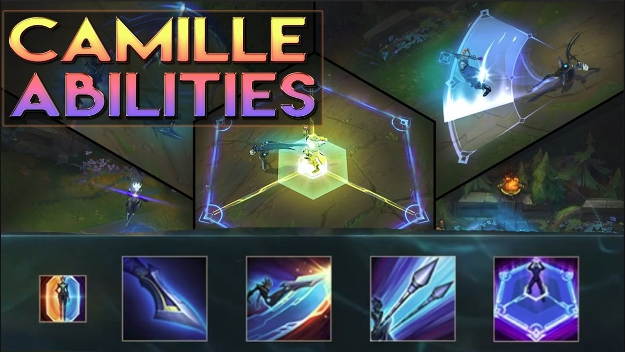 Image result for camilla hero lol gameplay