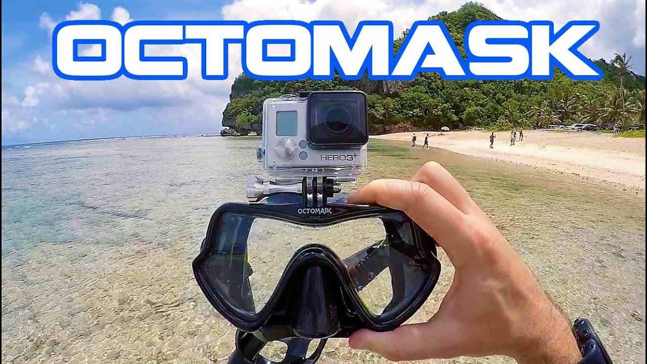 70033a34db4b Octomask - GoPro Mask - YouTube