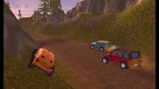 4x4 Off Road Racing Game Level 10-15 | Car Racing Games