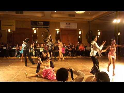 Dancefest 2013 - Amateur Rising Star  - Latin American - Jive