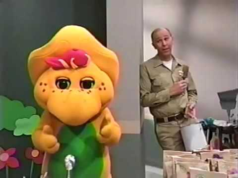 Barney clay
