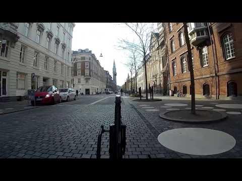 Copenhagen Cycling: Vester Voldgade - Bad Urban Design