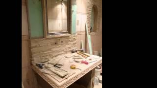 Kamil Pfeffer realizace koupelny