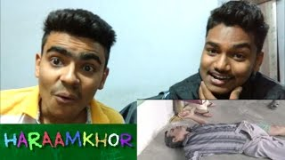 Haraamkhor | REACTION & REVIEW | Nawazuddin Siddiqui | Official Trailer [HD] | TurFur Brothers ✔