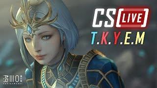 【闇瀧川零 : LIVE】CSO T.K.Y.E.M 台韓服YouTuber交流會 (10/05)