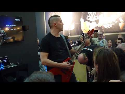 Annihilator - Jeff Waters - Alison Hell clinic Live in Frankfurt 2014, HD