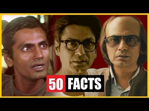 50 Facts You Didn't Know About Nawazuddin Siddiqui | Hindi