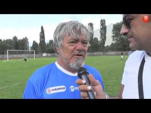 Nazionale artisti tv   Ossola United  Ugo Conti