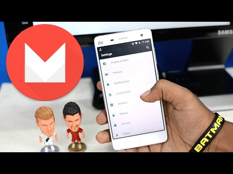 Installing Android v6.0 (Marshmallow) On My Phone MANUALLY !!