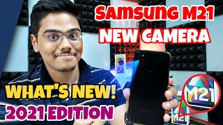 Samsung Galaxy M21 2021 Edition - What's NEW! | New 48mp ISOCELL GM2  Sensor!