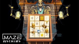 Maze Machina -  Android Gameplay (By Arnold Rauers)