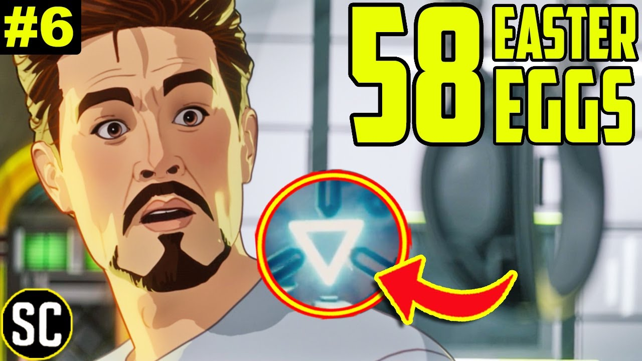 Download WHAT IF 1x06 Easter Eggs BREAKDOWN + Did Tony CREATE Vibranium? | Marvel Series EXPLAINED