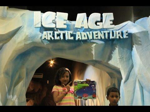 ICE AGE ADVENTURE ANCOL DUFAN JAKARTA