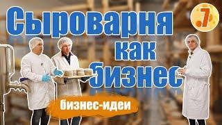 видео: Сыроварня, как бизнес. Производство сыра. Бизнес идеи.