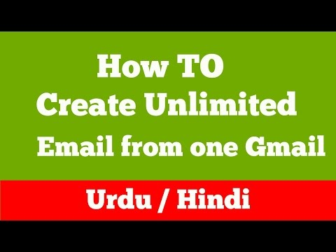 How to create Email on gmail account Urdu|Hindi