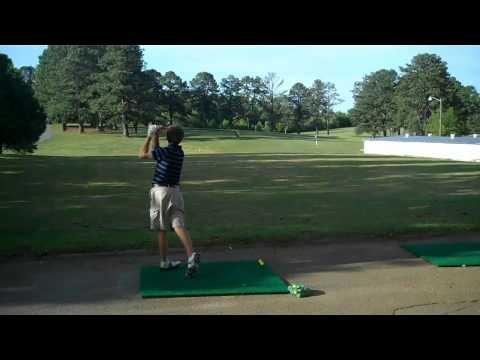 Adam Cunningham CSA Swing Video