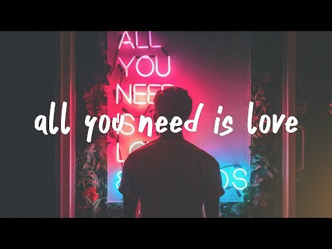 EDEN - all you need is love (Lyric Video)