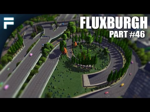 "Cities Skylines - Fluxburgh [PART 46] ""Cargo Bay"""
