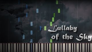 Lullaby of the Sky – Uplifting Piano Composition (Synthesia)
