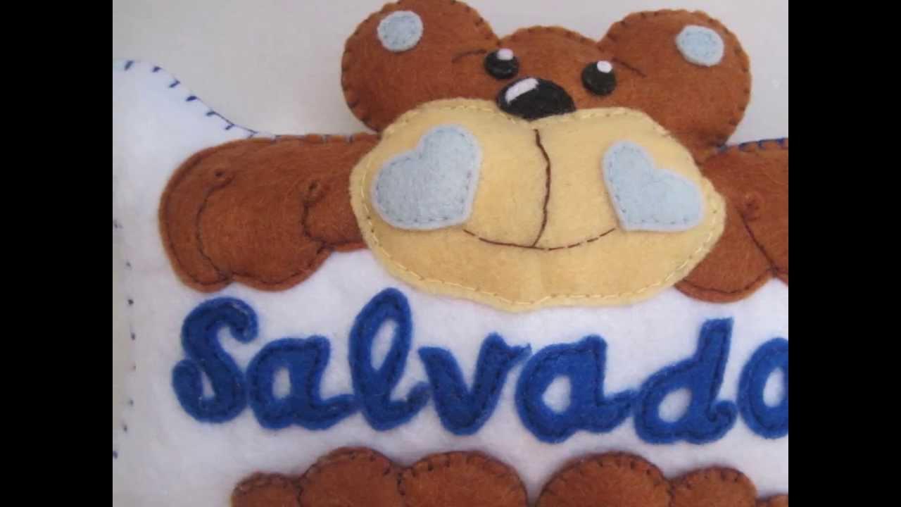 Nombres infantiles para colgar y decorar tarta de pa ales - Letras infantiles para puertas ...