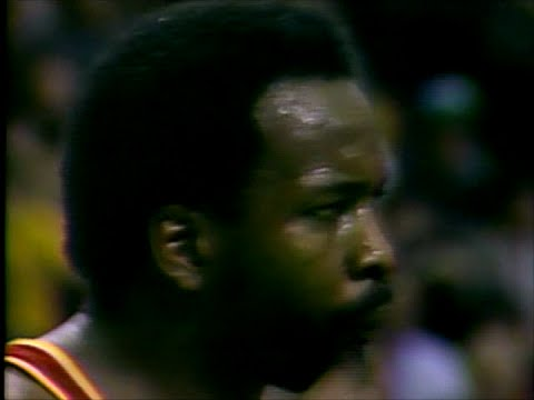Moses Malone - 1981 Finals (All Points + Rebounding & Blocks)