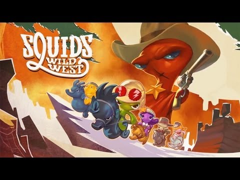 Official Squids Wild West Launch Trailer