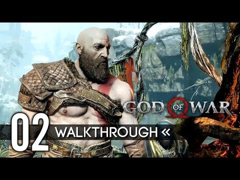 GOD OF WAR 4 – Part 2 – Gameplay Walkthrough / No Commentary 【FULL GAME】