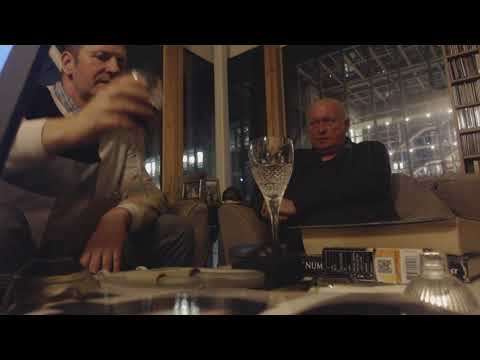 After Dark - Late Night Chat From Dublin, Episode #1 - Gay Byrne Legendary Irish Broadcaster.