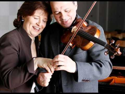 Michael Vaiman and Dina Yoffe play Szymanowski Capricio after Paganini n.20